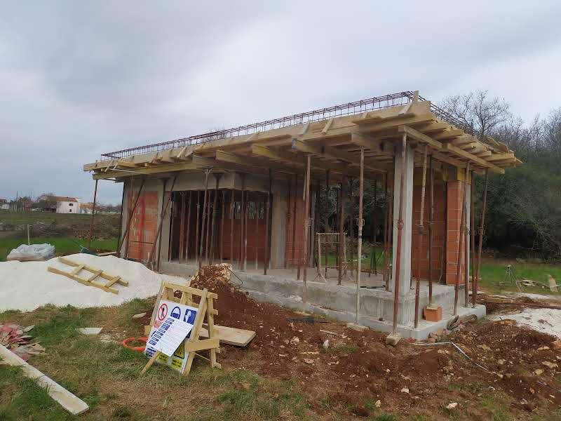 Gradnja kuće vodnjan