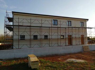 Fasaderski radovi obiteljska kuća Poreč